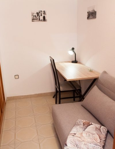 Habitació multi funcional de Cal Xerta