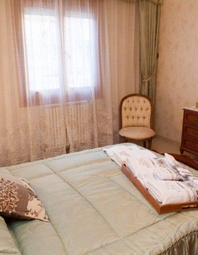 Habitació principal de Cal Xerta